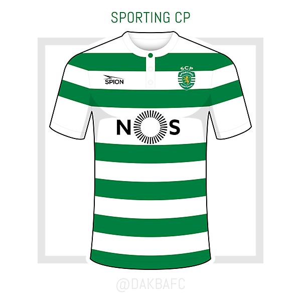 Sporting CP Home - KOTW 7