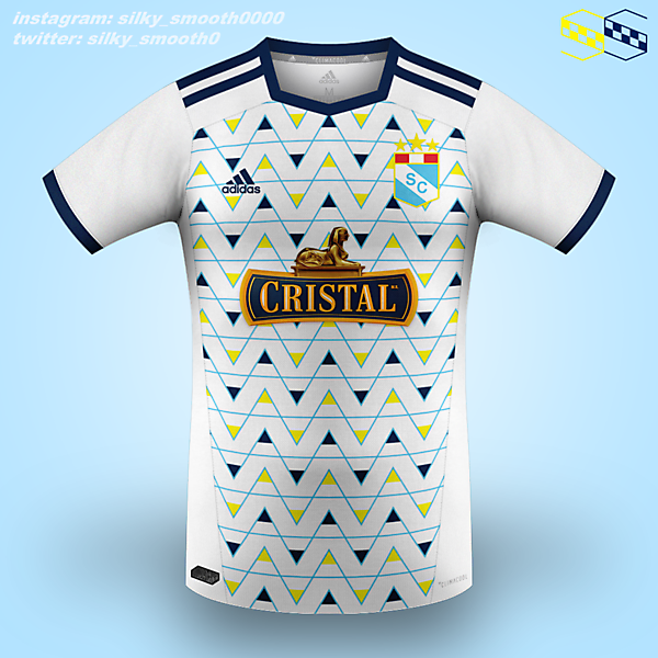Sporting Cristal Adidas @silky_smooth0