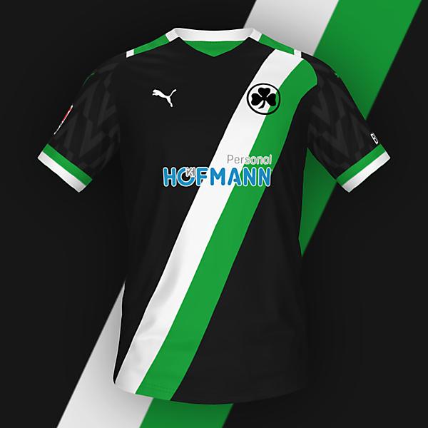 SpVgg Greuther Fürth Third Shirt | KOTW 212