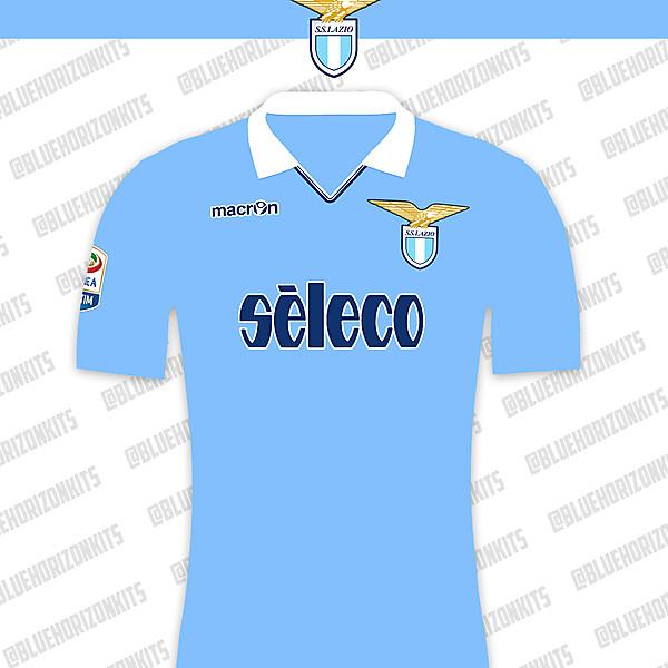 S.S. Lazio Home Shirt