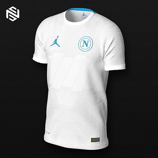 SSC Napoli Away x Jordan