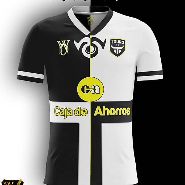 Tauro FC   KOTW   worldy_design