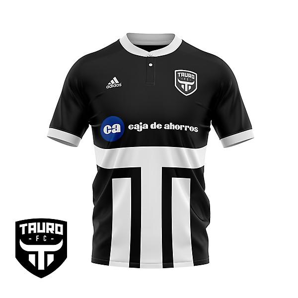Tauro FC Home