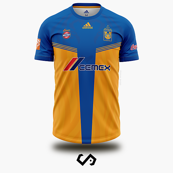 Tigres Home Jersey