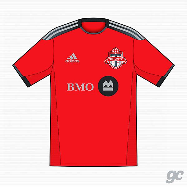 Toronto FC - Home Kit