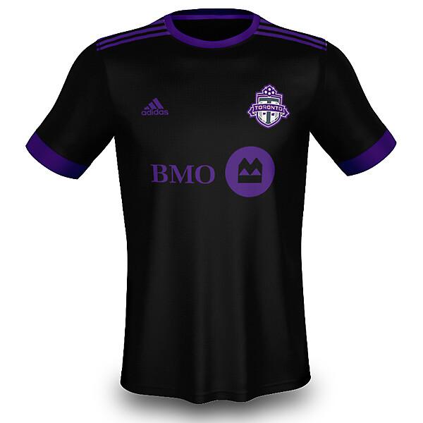 Toronto FC Third Kit (Toronto Raptors Inspired)