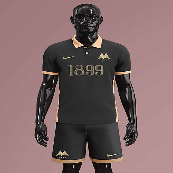 Torquay United Four kit