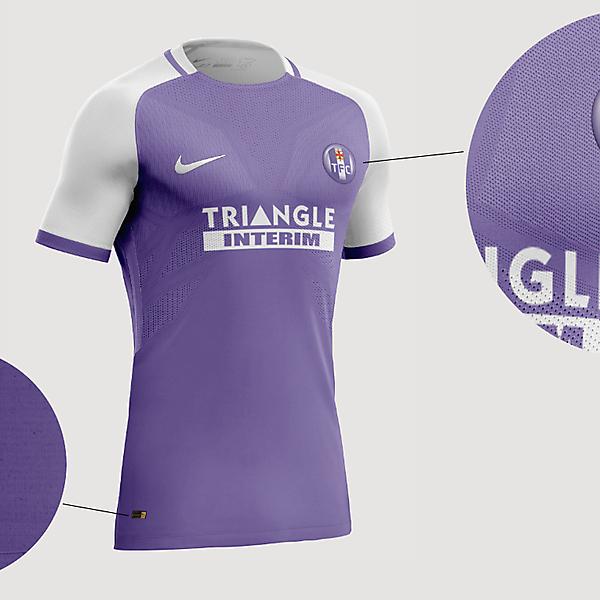 Toulouse FC x Nike