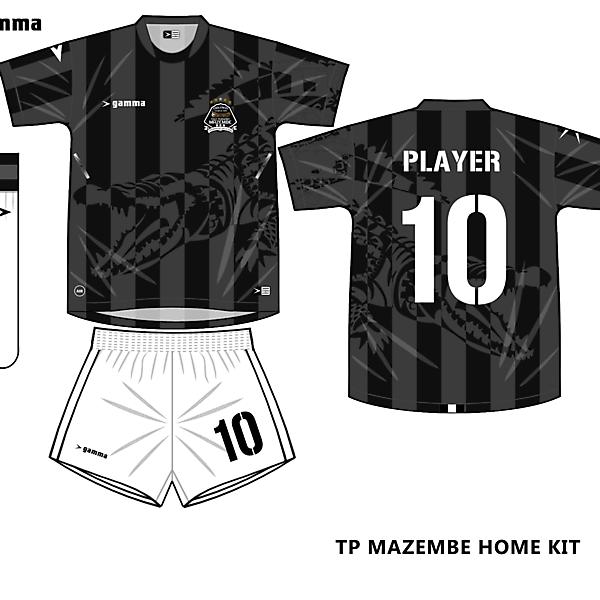 tp mazembe home kit