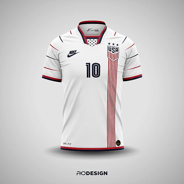United States | Nike | Home