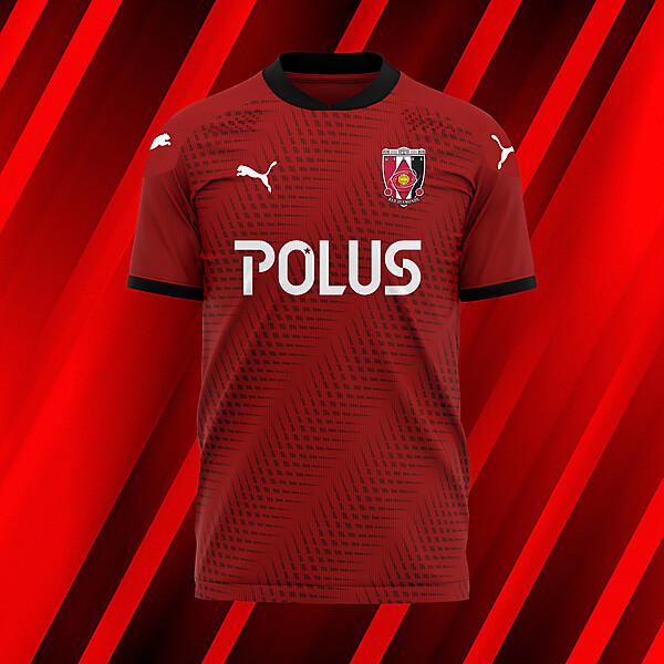Urawa Red Diamonds Puma 2021
