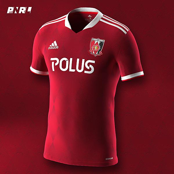 Urawa Red Diamonds x adidas