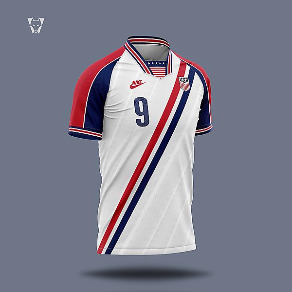 USA x Nike kit