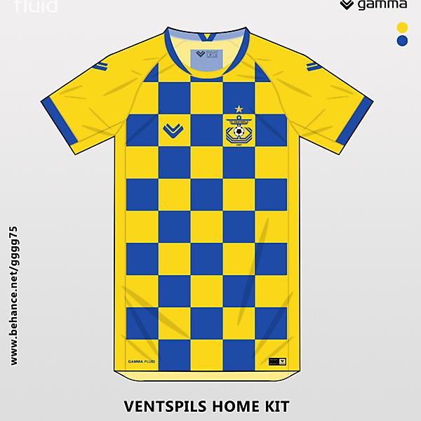 ventspils home kit
