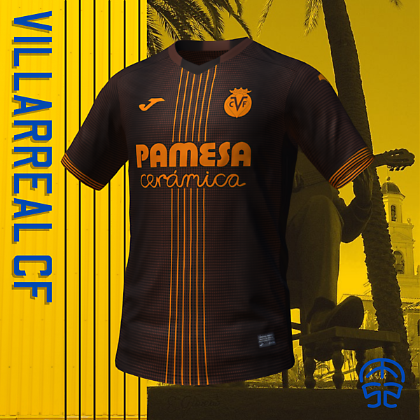 VILLARREAL CF AWAY by Mangganate52