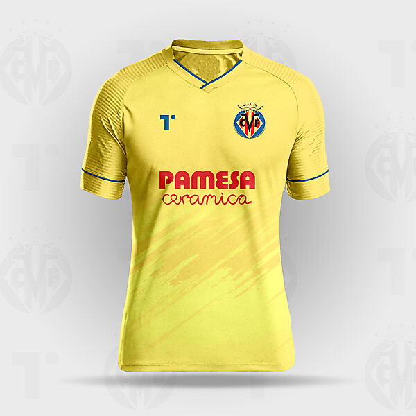 Villarreal Home Kit