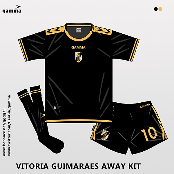 vitoria guimaraes away kit