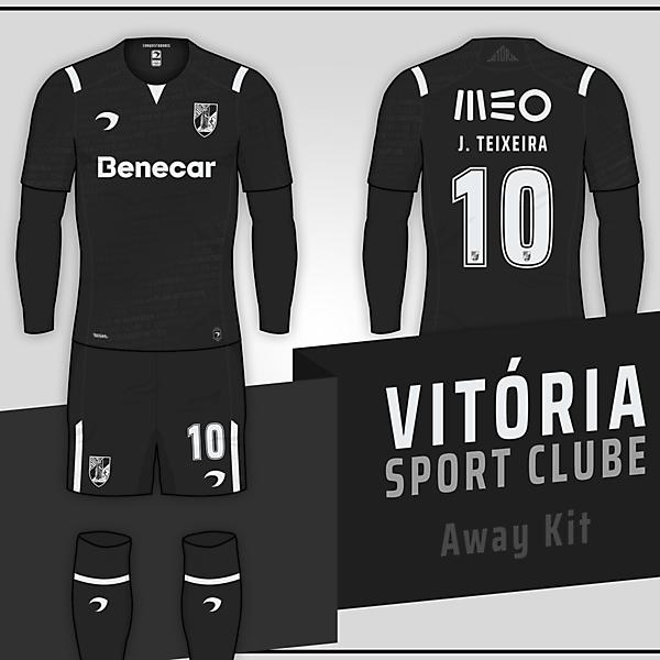 Vitória S.C. | Away Kit