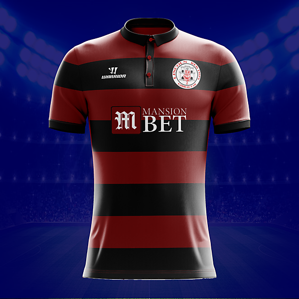 Warrior Lincoln Red Imps Football Club