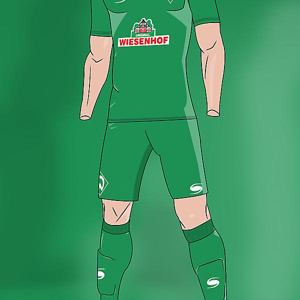 Werder Bremen - by Storm