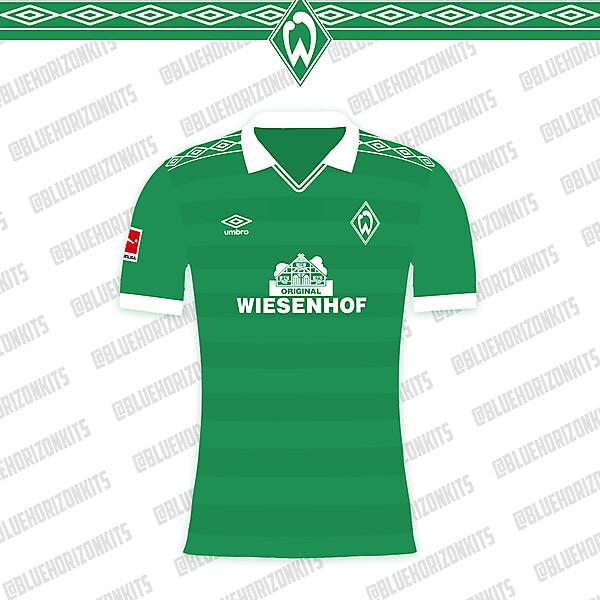 Werder Bremen Home Shirt