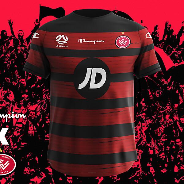 Western Sydney Wanderers Football Club X Champion