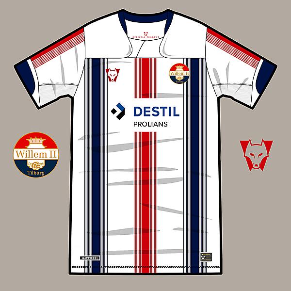 Willem II - home concept