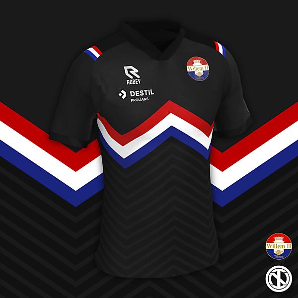 Willem II | Away Kit Concept