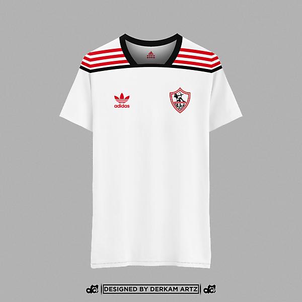 Zamalek - Home Kit