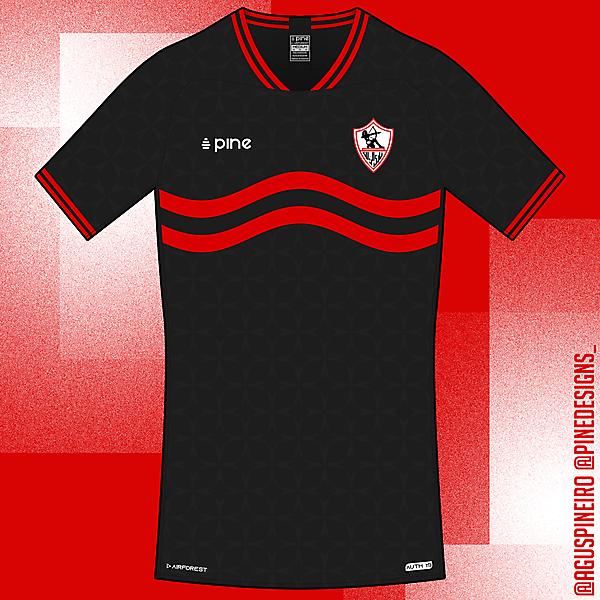Zamalek S. C. | Third | Pine