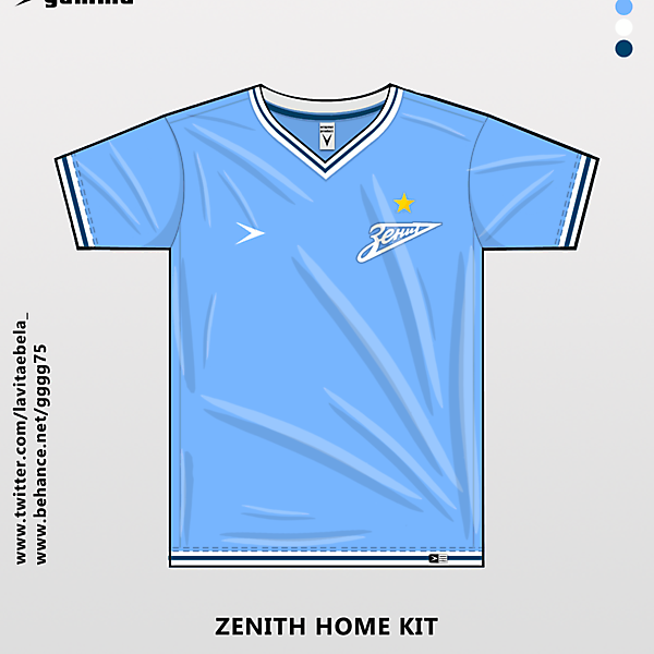 zenit home kit