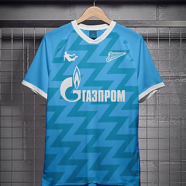 Zenit St. Petersburg - Home Kit