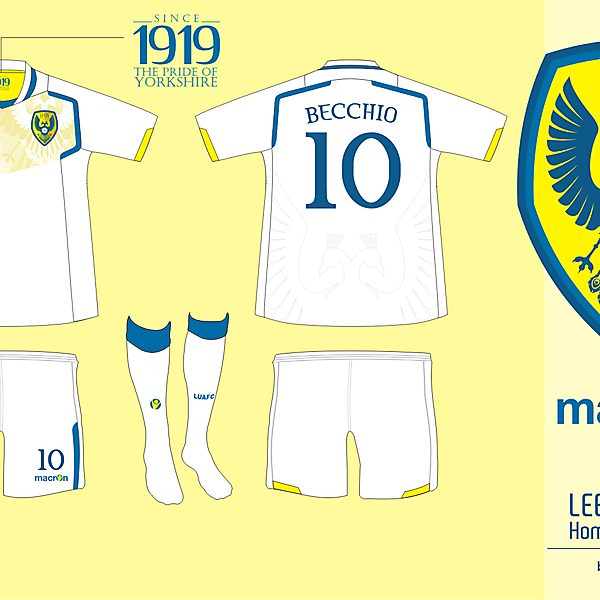 Leeds United Home version 2