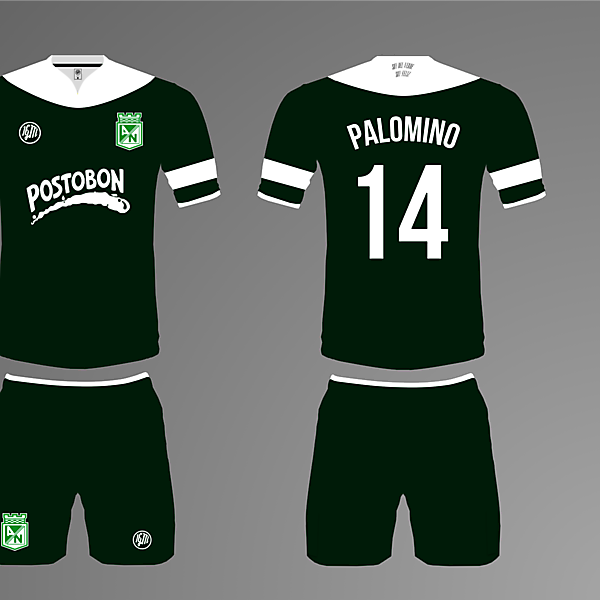 Atletico Nacional Away Kit