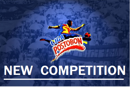 Liga Postobon Competition.(CLOSED)
