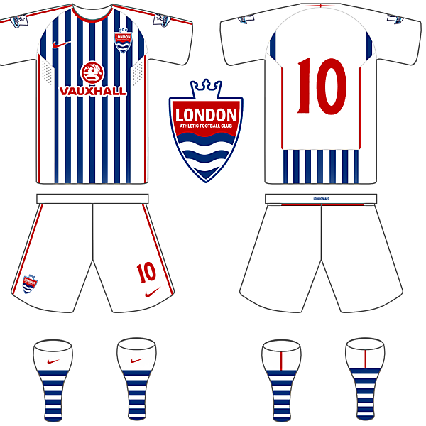 London Athletic FC Home
