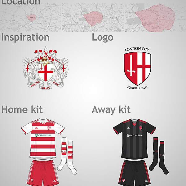 London Club Competition (Kits and Crests) (closed)