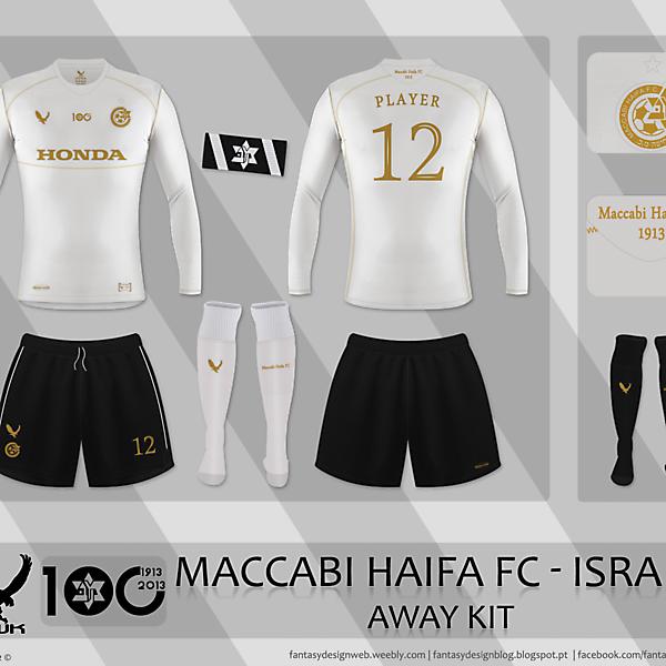 Maccabi Haifa (ISR) 100th Anniversary