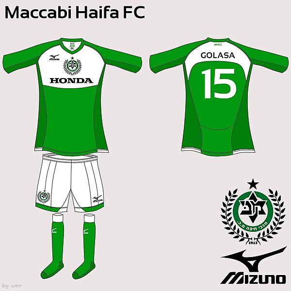 Maccabi Haifa Mizuno Fantasy Home
