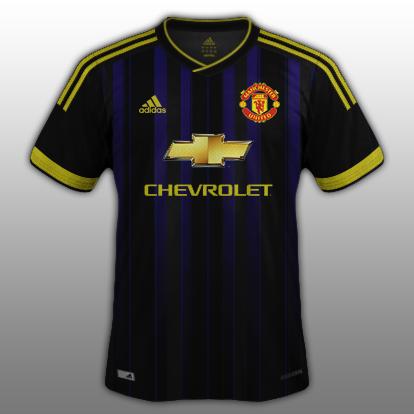 Man Utd - away