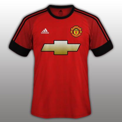 Man Utd - home