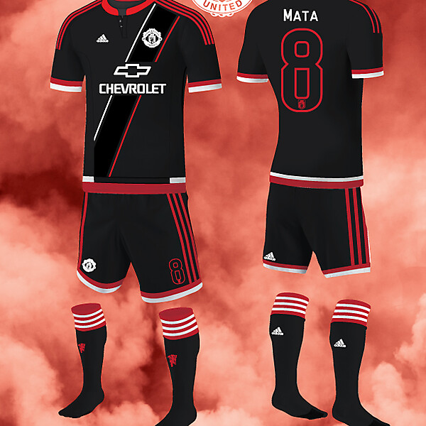 Manchester Uniited Away Adidas