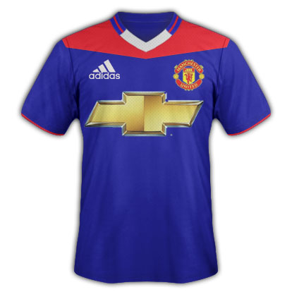 Manchester United adidas Kit Competition (closed)