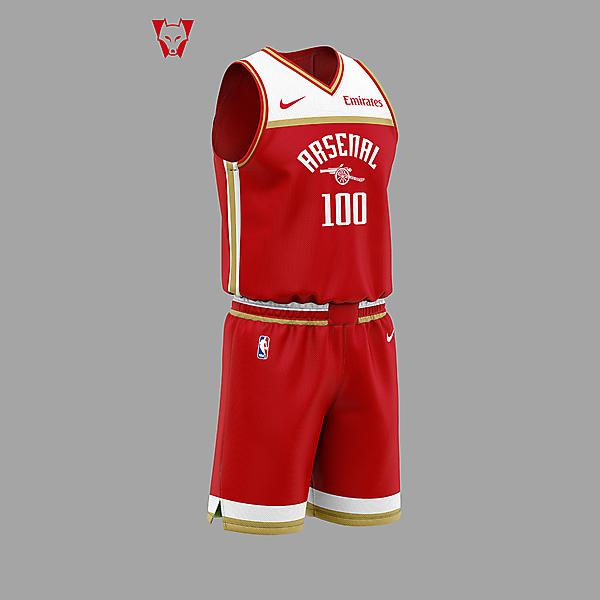 Arsenal NBA style