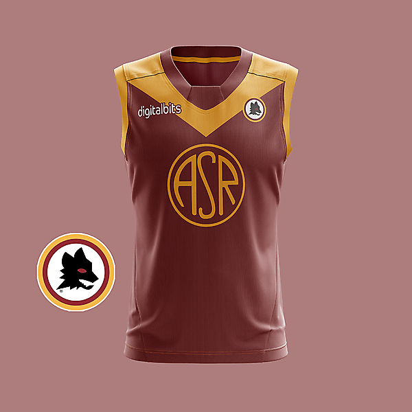 AS Roma AFL crossover