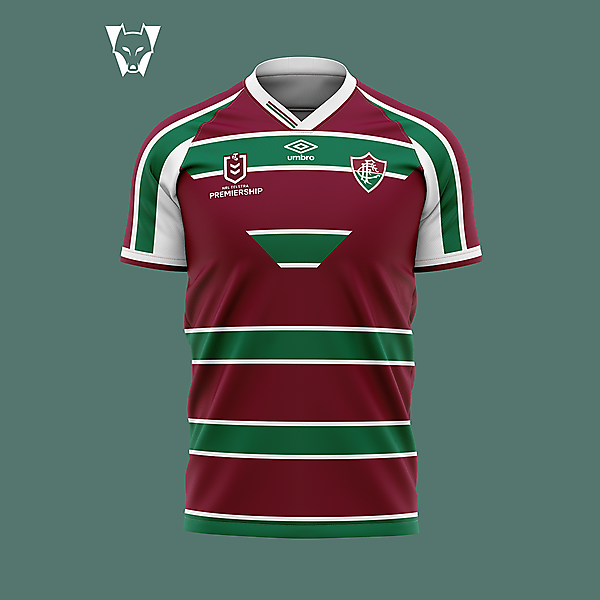 Fluminense NRL - soccer to rugby league crossover