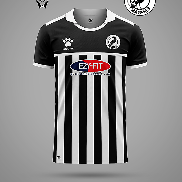 Port Adelaide Magpies - SANFL to soccer