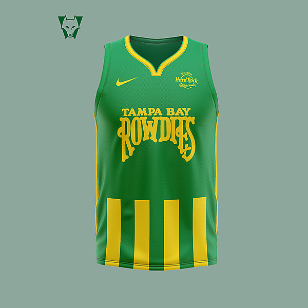 Tampa Bay Rowdies soccer to basketball crossover