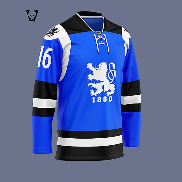 TSV 1860 München - soccer to NHL