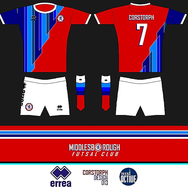 Middlesborough Futsal Club 1